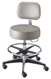 Brewer Seating 11001 Series with Backrest. Model 11001B-D