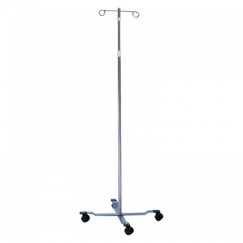 Two-Hook Four-Leg IV Pole