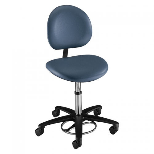 Millennium Series Surgeon Stool with Backrest. Model 21340B