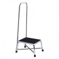 Bariatric Step Stool with Hand Rail Model: 21220