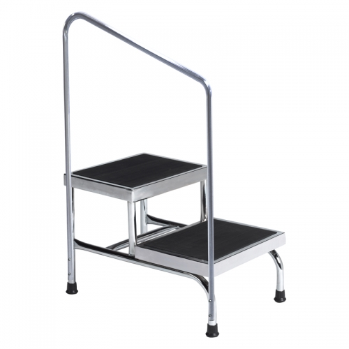 Two-Step Stool with Hand Rail Model: 31220