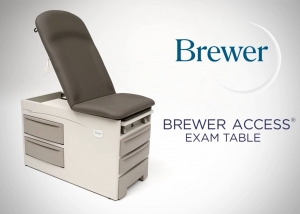 Access Exam Table Video Thumbnail