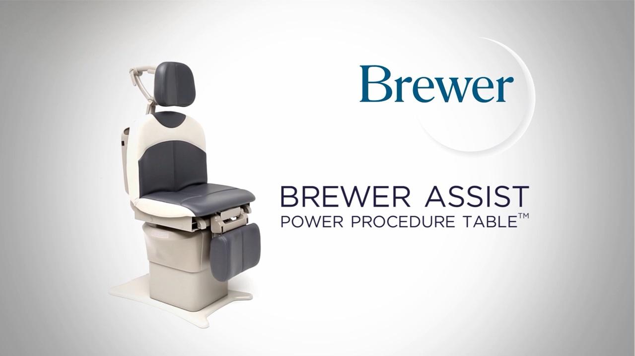 Assist Procedure Table Video Thumbnail