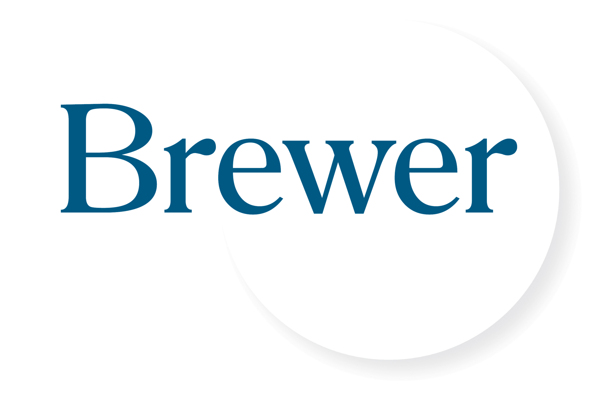 Brewer Logo Swish Only Brewer Company