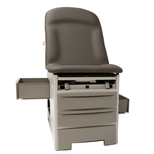 Access Exam Table front view with no background