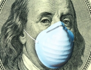 Dental Ben Franklin with Mask