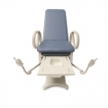 FLEX Access Exam Table with optional ergonomic stirrups