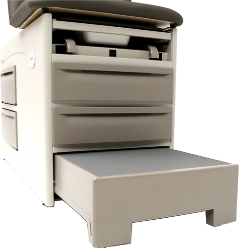 Access Exam Table large step
