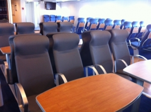 lake Express Seats